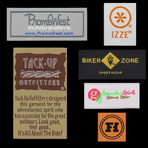 Woven Labels