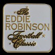 Eddie Robinson Football Classic Soft Enamel Lapel Pin