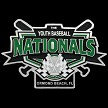 Nationals Youth Baseball Soft Enamel Lapel Pin
